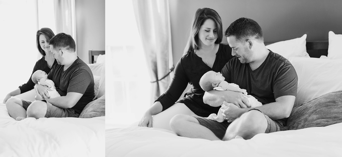 Virginia Beach Newborn Lifestyle Photographer Brooke Tucker