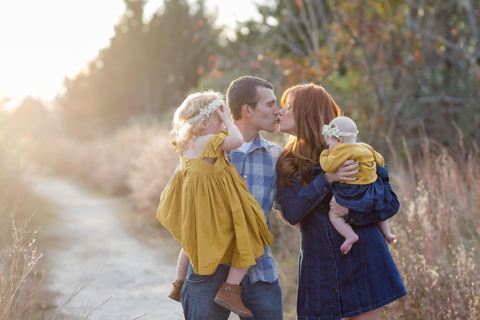 Gorgeous yellow and blue Lifestyle Family Photography by Brooke Tucker
