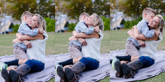 Celebration Florida Laid Back Holiday Portrait Session | Brooke Tucker Photography