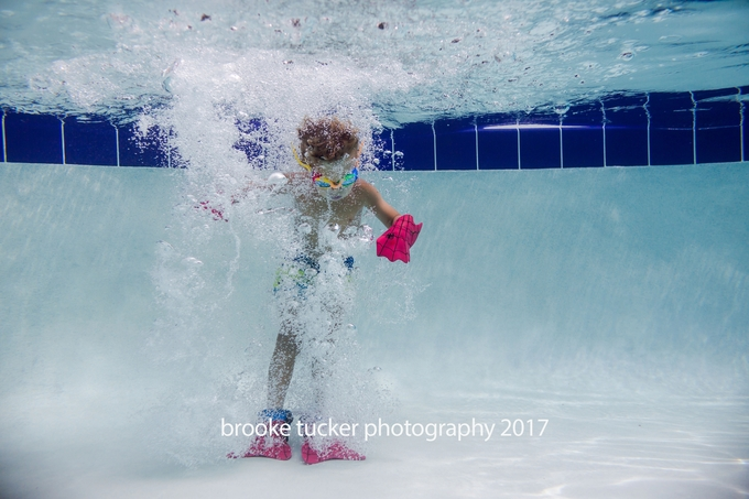underwater photography, orlando child and family photographer brooke tucker