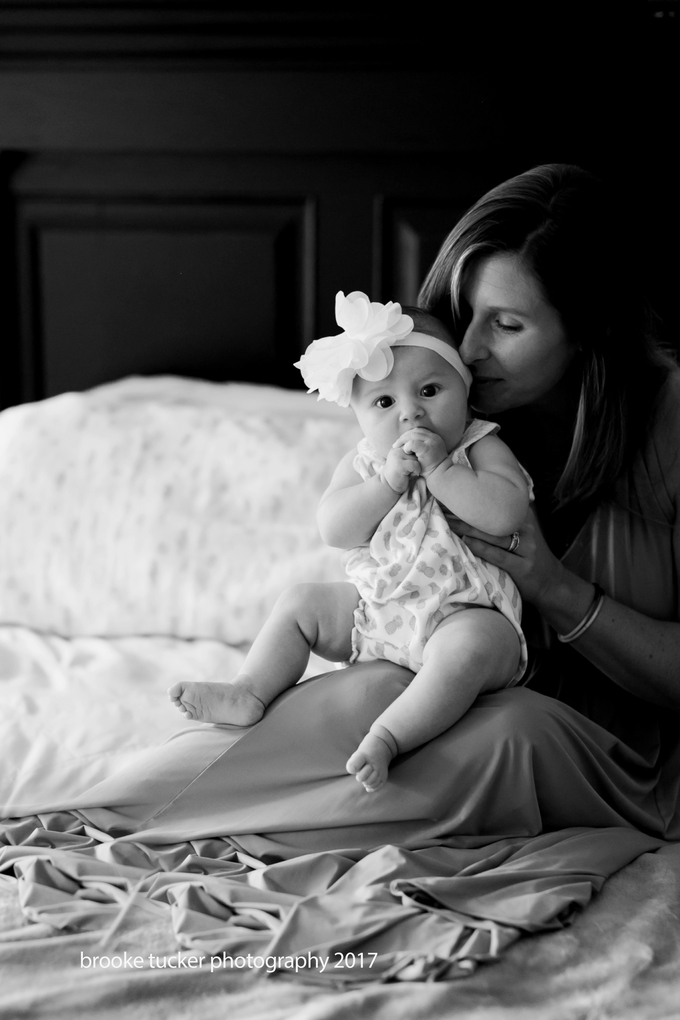 virginia beach in home baby session brooke tucker photography