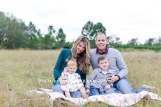 gorgeous outdoor family lifestyle session, florida, brooke tucker photography